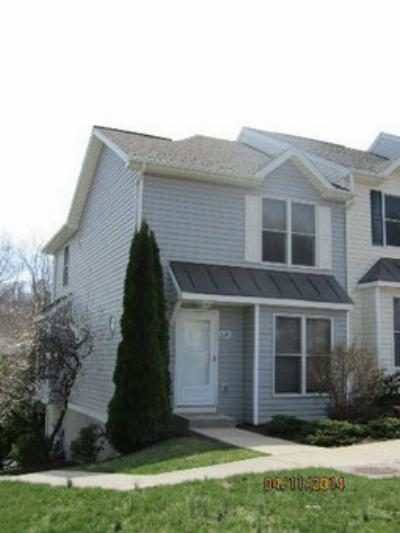 Townhouse Sold: 820 Camelot Ln
