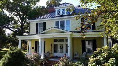 Lexington Single Family Home For Sale: 313 S Jefferson St