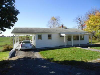 Fairfield Single Family Home For Sale: 861 Sterrett Rd