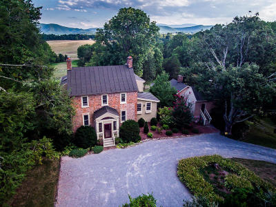 Glasgow Single Family Home For Sale: 568 Hops Hill Rd