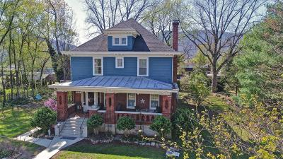 Glasgow Single Family Home For Sale: 913 Anderson St