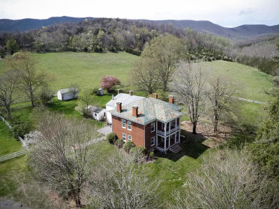Lexington Single Family Home For Sale: 2588 Big Hill Rd