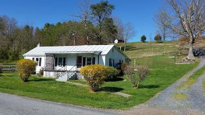 Goshen Single Family Home For Sale: 217 Ramsey Gap Rd