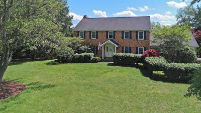 Lexington Single Family Home For Sale: 815 Ross Rd