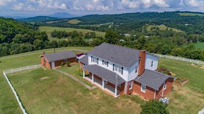 Fairfield Single Family Home For Sale: 80 Mt Atlas Rd