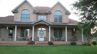 Lexington Single Family Home For Sale: 802 Borden Rd