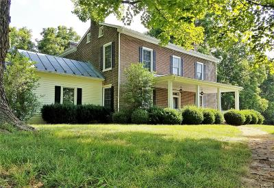 Lexington Single Family Home For Sale: 993 Saddlebrook Rd
