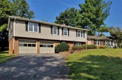 Lexington Single Family Home For Sale: 43 Mooreland Blvd