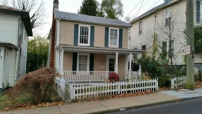 Lexington Single Family Home For Sale: 210 S Jefferson St