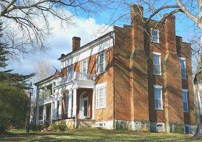 Lexington Single Family Home For Sale: 208 W Nelson St #.87 acre