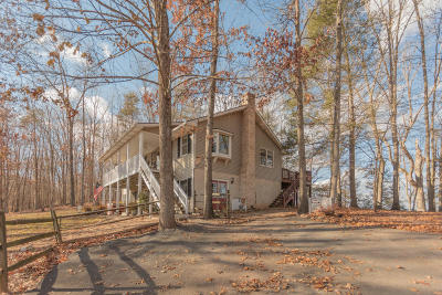 Glasgow Single Family Home For Sale: 225 Campfire Ln