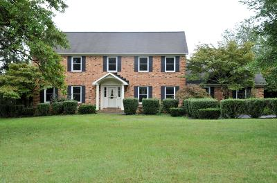Lexington Single Family Home For Sale: 815 Ross Rd