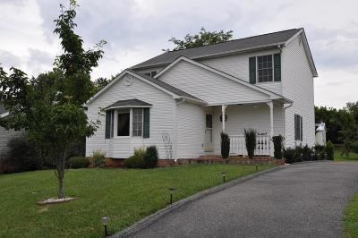 Lexington Single Family Home For Sale: 524 Fairview Pl