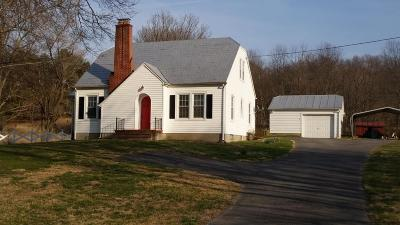 Raphine Single Family Home For Sale: 8234 N Lee Highway