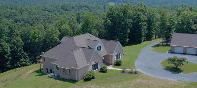 Goshen Single Family Home For Sale: 220 Great North Mountain Dr