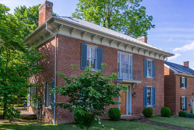 Lexington Single Family Home For Sale: 321 S Main St
