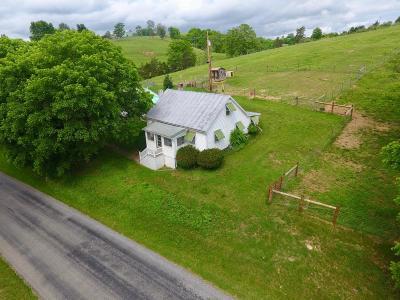 Lexington Single Family Home For Sale: 334 Poplar Hill Rd