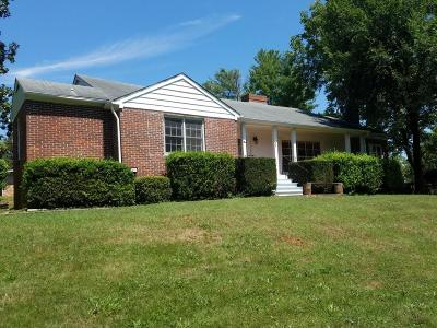 Lexington Single Family Home For Sale: 4 Hillcrest Ln