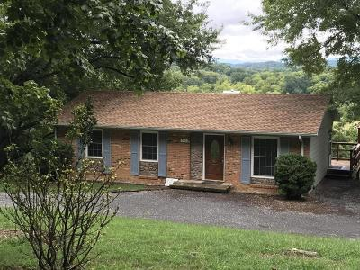 Lexington Single Family Home For Sale: 550 Poor House Rd
