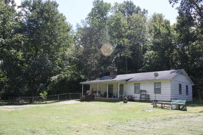 Single Family Home For Sale: 5481 Maury River Rd