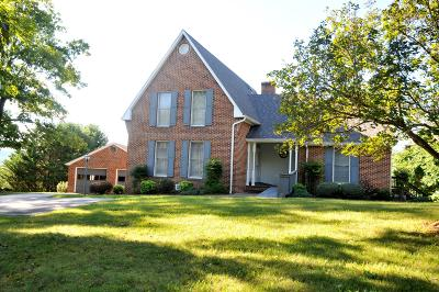 Lexington Single Family Home For Sale: 37 Edgewood Dr