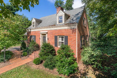Lexington Single Family Home For Sale: 613 Stonewall St