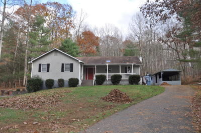 Single Family Home For Sale: 258 Back Draft Rd