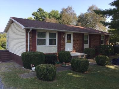 Lexington Single Family Home For Sale: 99 Appalachian Rise