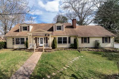 Lexington Single Family Home For Sale: 105 Johnstone St