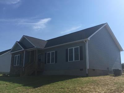 Lexington Single Family Home For Sale: Sec5 Lot10 Thoroughbred Cir