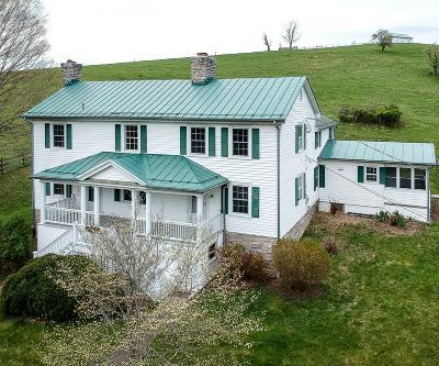 Lexington Single Family Home For Sale: 1892 Turnpike Rd