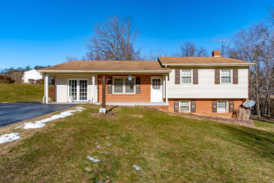 Raphine Single Family Home For Sale: 4311 Cold Springs Rd
