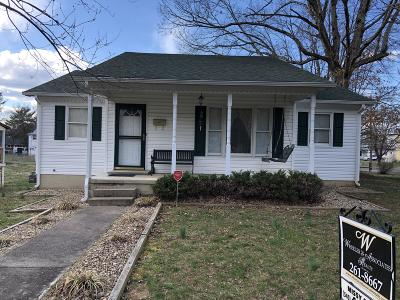 Buena Vista Single Family Home For Sale: 2165 Cedar Ave