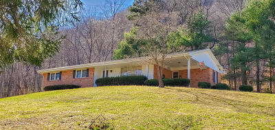 Glasgow Single Family Home For Sale: 1333 Smiley Ln