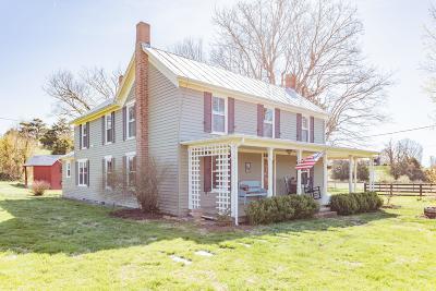 Lexington Single Family Home For Sale: 132 Chestnut Grove Trl