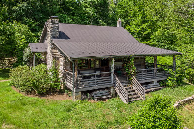 Glasgow Single Family Home For Sale: 130 Lotta Water Ln