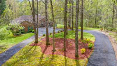 Glasgow Single Family Home For Sale: 105 Beech Tree Dr