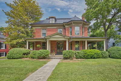 Lexington Single Family Home For Sale: 307 S Jefferson St