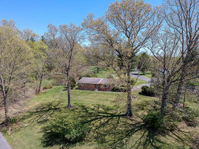 Lexington Single Family Home For Sale: 119 Cedar Hill Ln