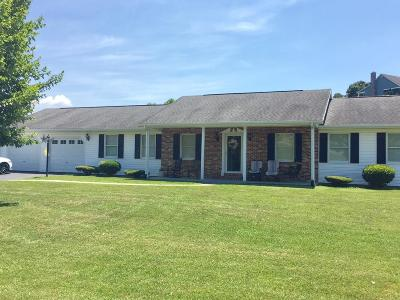 Lexington Single Family Home For Sale: 847 Forge Rd