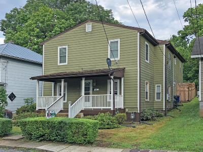 Lexington Single Family Home For Sale: 107 Tucker St