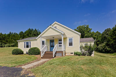 Lexington Single Family Home For Sale: 1096 Collierstown Rd