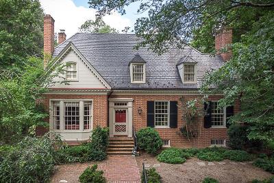 Lexington Single Family Home For Sale: 421 Honeysuckle Hill