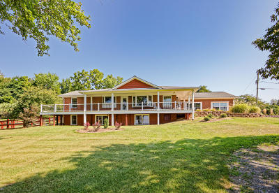 Fairfield Single Family Home For Sale: 881 Timber Ridge Rd