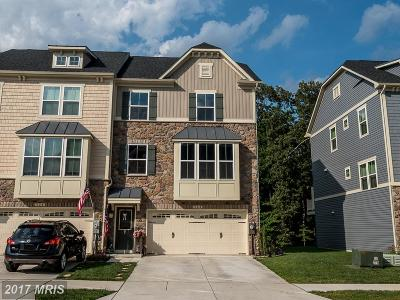 Glen Burnie Townhouse For Sale: 524 Fox River Hills Way