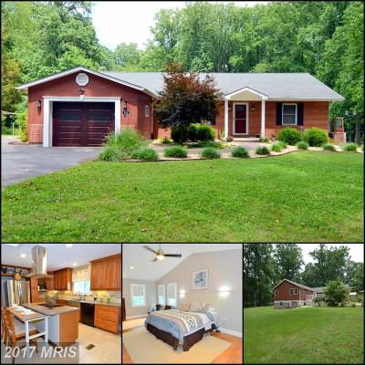 Gambrills Single Family Home For Sale: 816 Maple Road