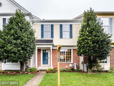 Odenton Townhouse For Sale: 112 Militia Place