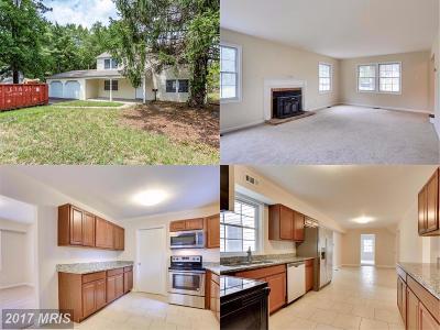 Crofton Single Family Home For Sale: 1737 Swinburne Avenue