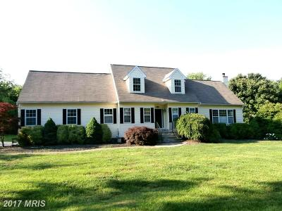 Davidsonville, Riva Single Family Home For Sale: 968 Mount Airy Road