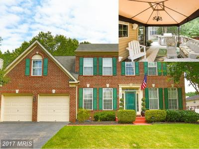 Anne Arundel Single Family Home For Sale: 307 Fairfield Drive